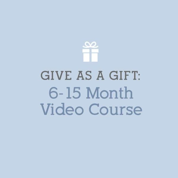 Gift: 6-15 Month Online Course