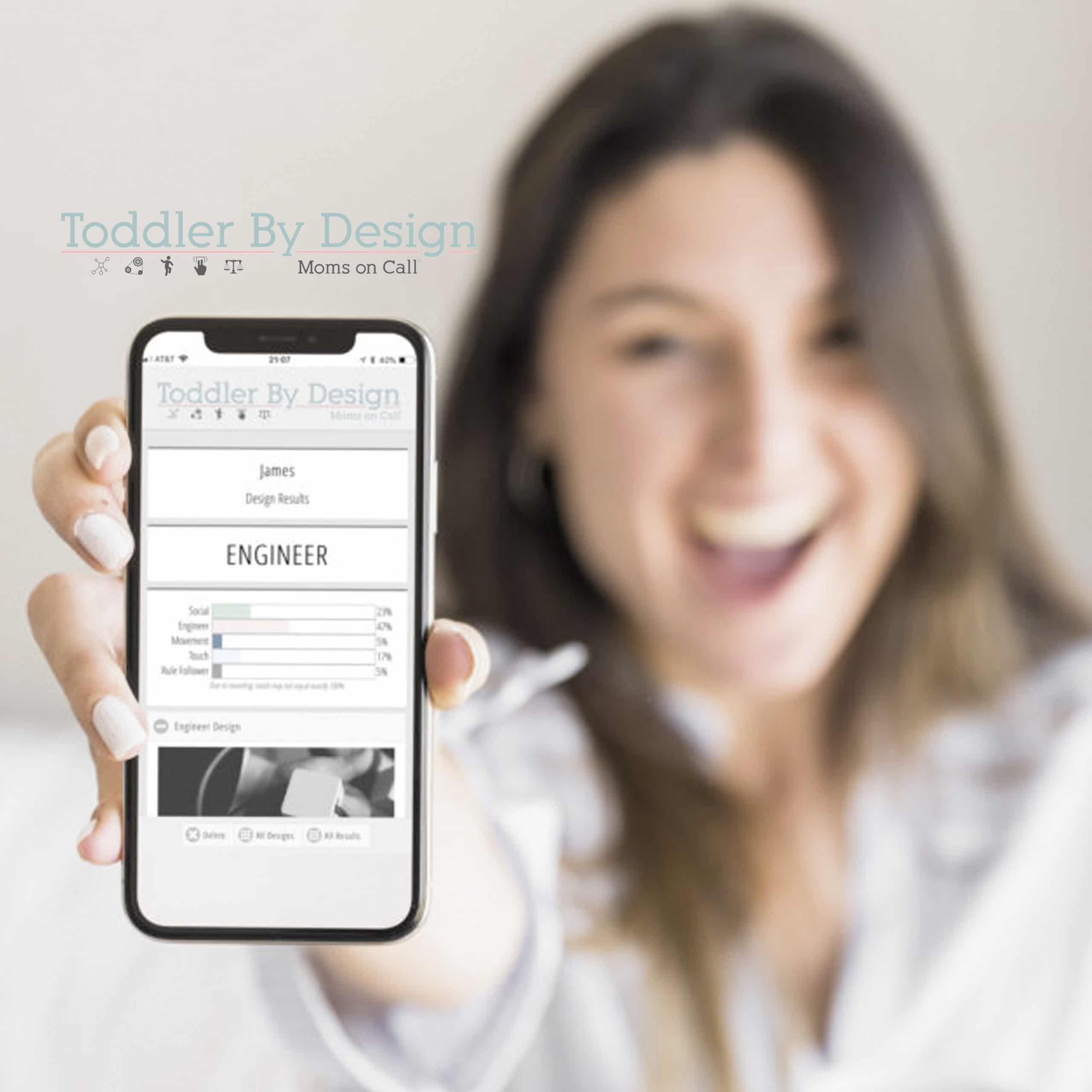 Toddler By Design App