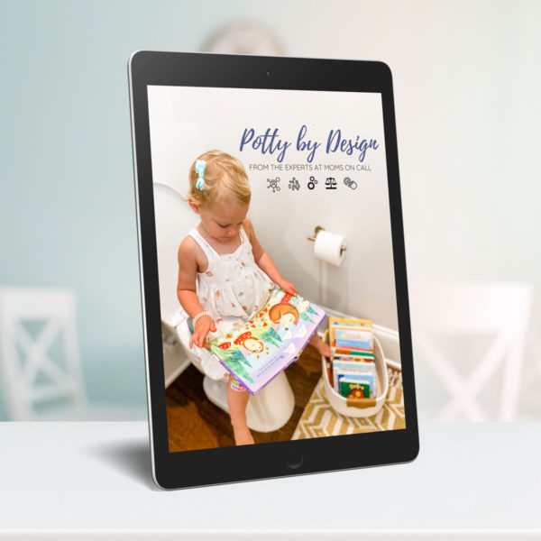Moms on Call Potty Training Potty by Design